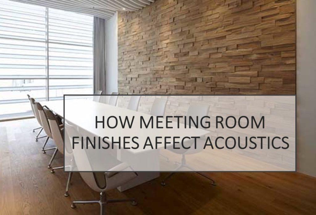 Alex's Room Finishes & Acoustics